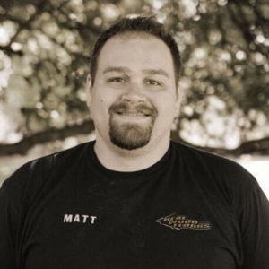 Matt - hardwood floor installer for Real Wood Floors in Kalamazoo