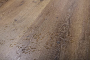 protecting hardwood flooring from water damage